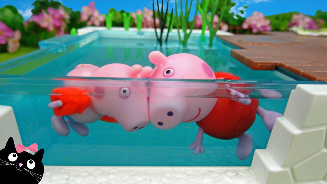 Fondo Casa Peppa Pig