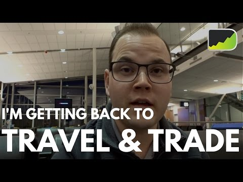 How To Become A Traveling Trader | Montreal Forex Trading Vlog