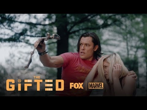 Thunderbird Saves Everyone From An Explosion | Season 1 Ep. 6 | THE GIFTED