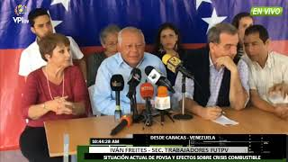Venezuela - Trabajadores petroleros denuncian irregularidades dentro de Pdvsa  - VPITV