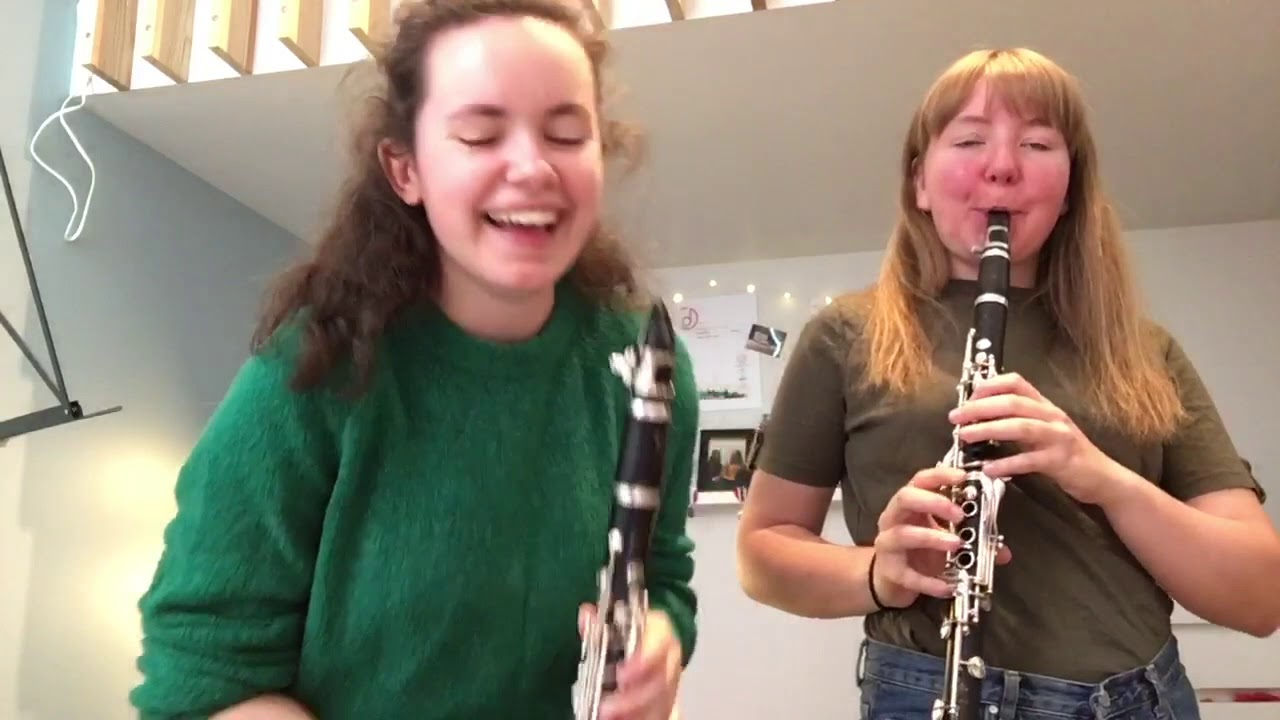TUTORIAL: HOW TO PLAY THE SAXOPHONE ON THE CLARINET!