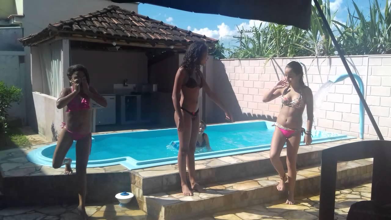 Desafio da piscina *-*(fale qualquer coisa*-*)