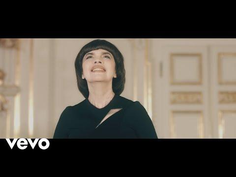 Mireille Mathieu - Le premier regard d'amour (Official Video)
