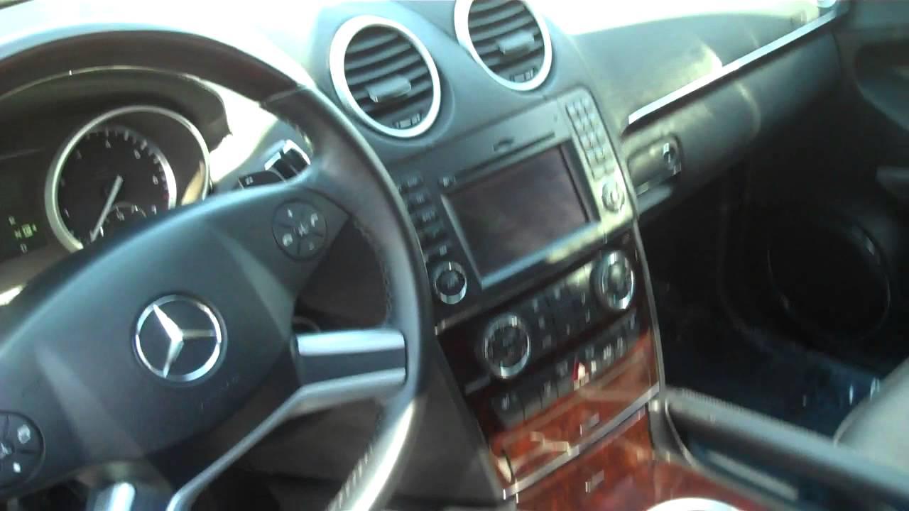 2010 Mercedes GL450 Interior Loeber Chicago IL