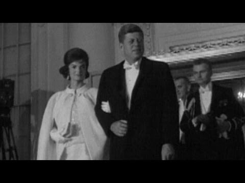 Jacqueline Kennedy:  Life in the White House
