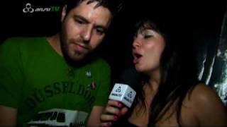 Anzu.TV 27/3/2010 - Gui Boratto + Daniel Kuhnen + Dri.K