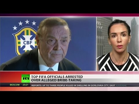 GAME OVER: Top FIFA officials arrested, indicted on corruption charges