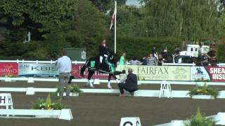 Nathalie Grand Prix Champions, Carl Hester and Fine Time IV Prize Giving