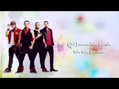 JLS - Take You Down Lyrics Video