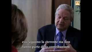 SHOCK, SOROS SPIEGA IL RUOLO DELLA CINA NEL NUOVO ORDINE MONDIALE