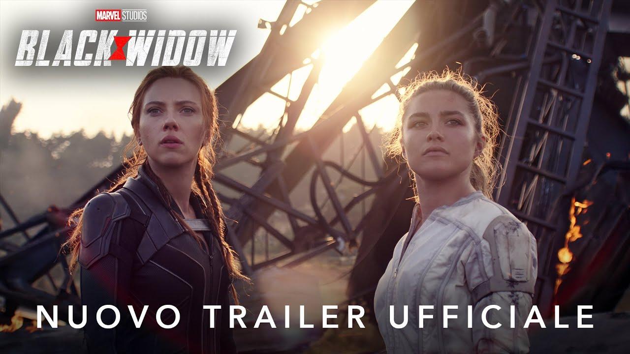 Marvel Studios' Black Widow   Nuovo Trailer Ufficiale
