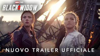 Marvel Studios' Black Widow | Nuovo Trailer Ufficiale