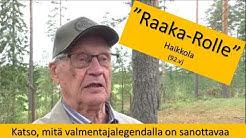 """Mestarivalmentaja """"Raaka-Rolle"""" Haikkolan ajatuksia Lassen hölkän yhteydessä"""