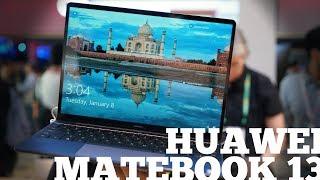 Хороший макбук из Китая - Huawei Matebook 13