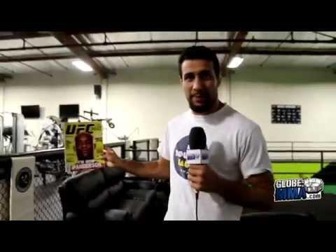 Visite du Muay Thai College par Mehdi Baghdad