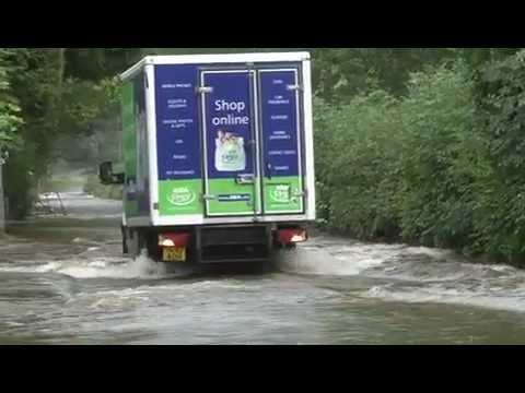 llanrwst floods