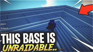 This base is UNRAIDABLE... | Minecraft Factions
