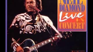 "Neil Diamond ""Lady Oh"" live 1993"