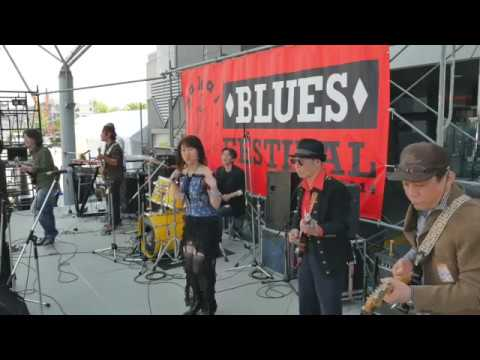 South or North Blues Project in SAKAI BLUES FESTIVAL 2018 Full Movie
