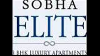 Sobha Elite Yeshwanthpur Tumkur Road Bangalore Cost Location Map Price List Floor Site Plan Reviews