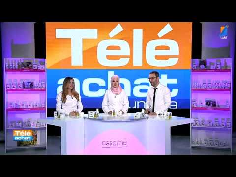 Pack agroline sur t l achat tunisna youtube for Nrj12 tele achat