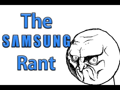 The Samsung Rant | Apple & Samsung Livestream