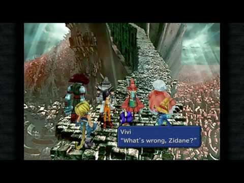 Final Fantasy IX (PC) Part 110 Memoria Part 1 and Fighting Through The Silver Dragons
