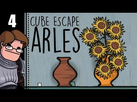 Let's Play Cube Escape Series: Arles Part 4 - Paint by Numbers