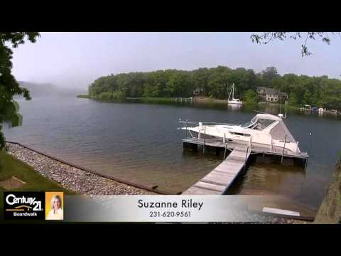 Waterfront Property For Sale -3014 Grebe St, Arcadia, MI -NGLRMLS#1785508