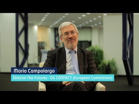 Mario Campolargo: European Industry and FIWARE