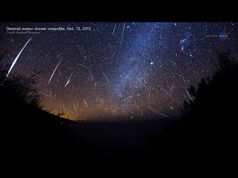 Geminid Meteor Shower Should Be a Real Gem This Weekend