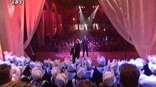 Maribelle & Gordon - Ik hou van jou - Hart voor Volendam 23-04-01 HD