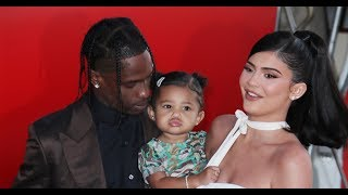 Kylie Jenner Explains Why Daughter Stormi Is 'Perfect Mixture' of Her and Travis Scott