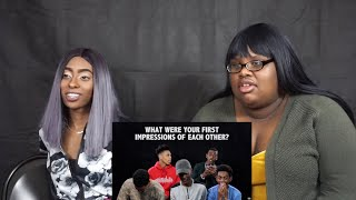 Q&A session with Next Town Down! (REACTION!!!)