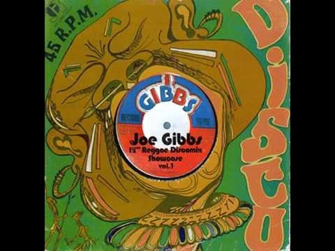Joe Gibbs - Discomix Showcase vol 1 - Album