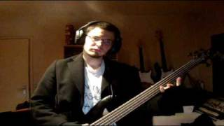 Moonspell - An Erotic Alchemy [Bass Cover]