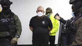 Kolumbiens meistgesuchter Drogenboss soll ausgeliefert werden