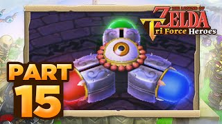 The Legend of Zelda: Triforce Heroes - Part 15 (Co-op)