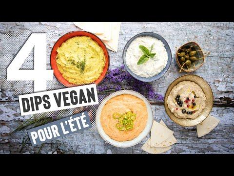 apÉro-vegan-|-4-recettes-de-dips
