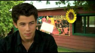 ROAD TO CAMP ROCK 2 THE FINAL JAM  #5 NICK JONAS FOCUS | Official Disney Channel UK