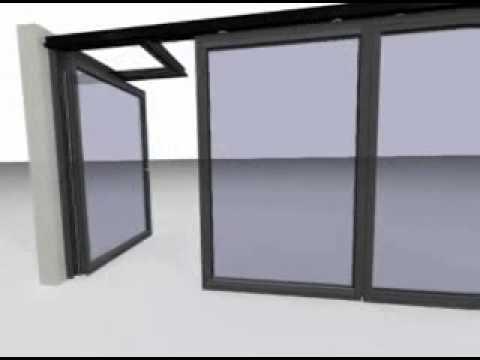 aluminium frame glass partition