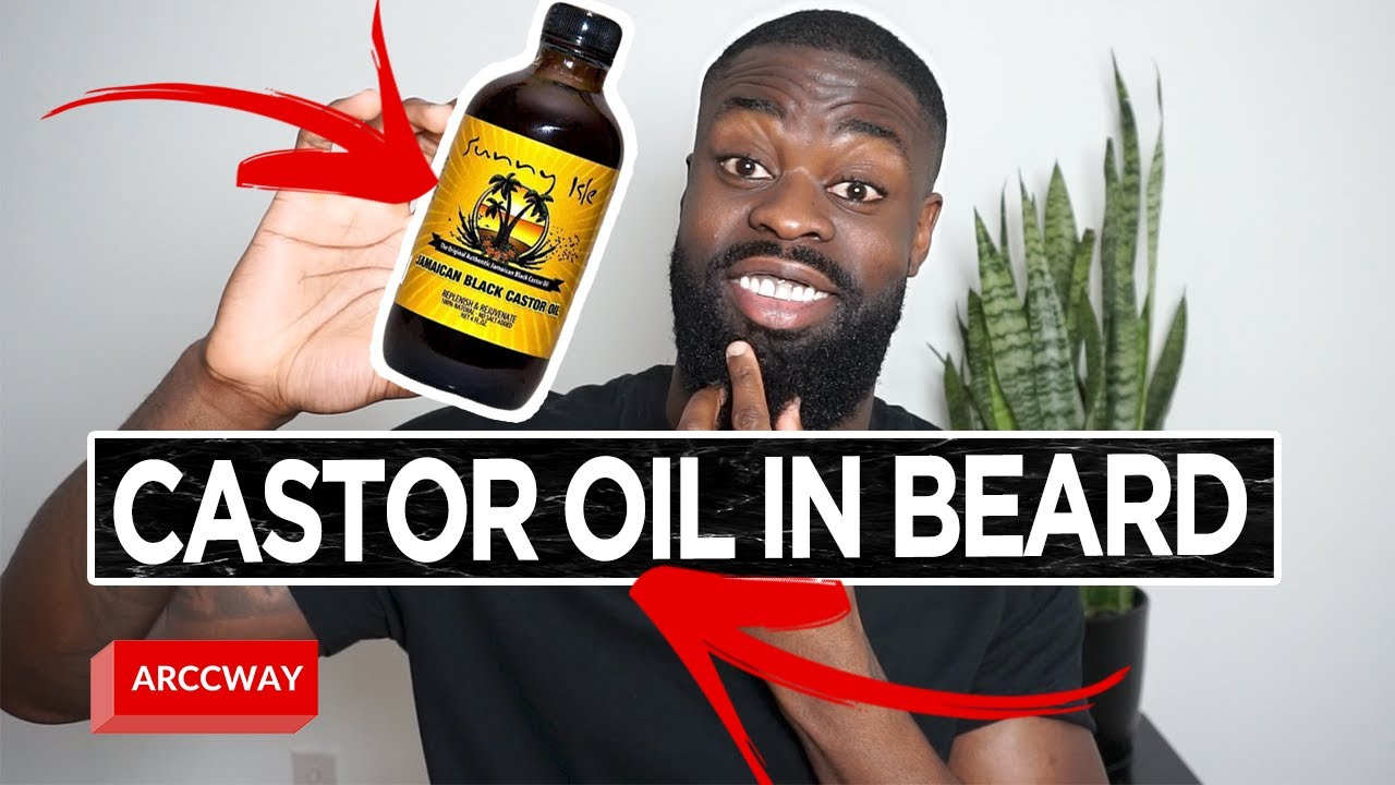 WHY AND HOW TO APPLY BLACK JAMAICAN CASTOR OIL IN BEARD ...