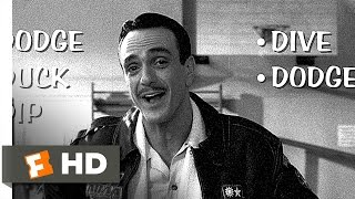 Dodgeball: A True Underdog Story (1/5) Movie CLIP - Instructional Video (2004) HD
