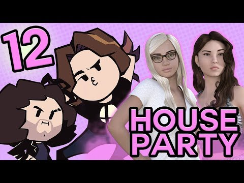 House Party: Stealing a Credit Card - PART 12 - Game Grumps