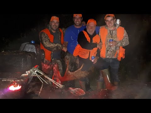 Moose Hunt 2019 NB Ca