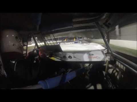 Brad Snyder - Hobby Stock Feature - Fiesta City Speedway 7-7-17
