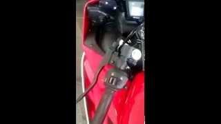 Suara knalpot moge ala MotoGP di Yamaha R15