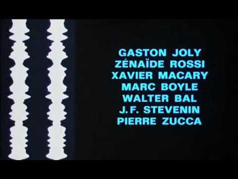La Nuit Americaine - Opening Titles