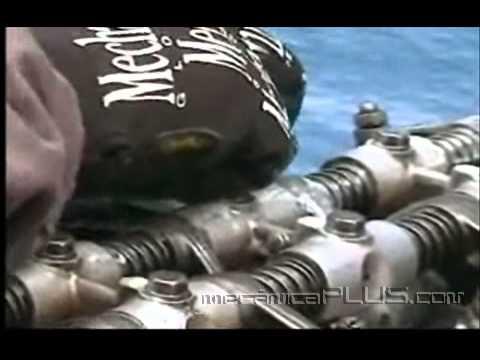 Ajuste de Motor NISSAN 2.4 5a parte - Calibración de punterías 2 - www.mecanicaplus.com