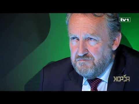 24.05.2018. - TV1 - Kopča sa Nikolinom Veljović - Gost Bakir Izetbegovic